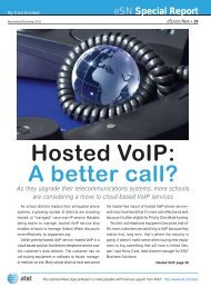 Hosted VoIP: A Better Call? - AT&T