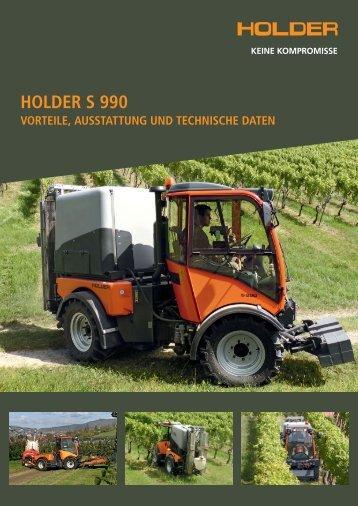 Holder s 990
