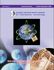 vol. V no. 4 quarterly journal october-december-2009 - Punjab ...