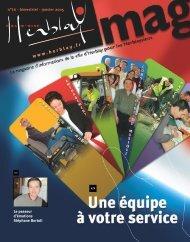 N° 16 - bimestriel - janvier 2005 - Herblay