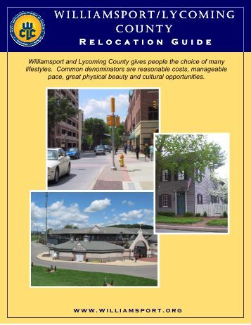 Relocation Guide 072611.pub - Williamsport/Lycoming Chamber of ...