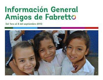 Amigos de Fabretto Información