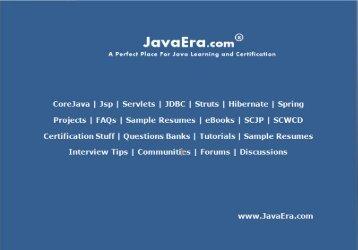 Certification-Java-J2EE-Questions(pdf) - DOC SERVE