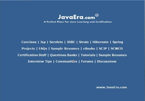 Certification-Java-J2EE-Questions(pdf) - DOC SERVE