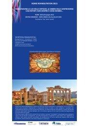 ROME REHABILITATION 2013