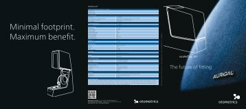 AURICAL HIT Datasheet - GN Otometrics