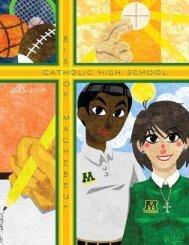 Parent/Student Handbook - Bishop Machebeuf High School