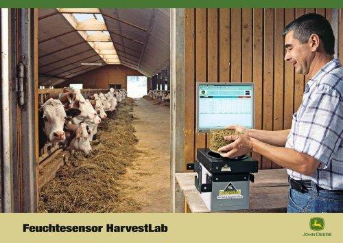 Feuchtesensor HarvestLab - John Deere
