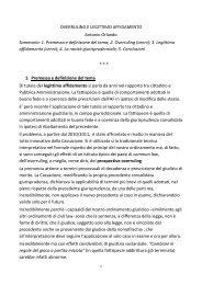 Relazione ORLANDO Pe.. - Consiglio di Presidenza della Giustizia ...