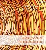 Revista Educación y Ciudad - Edición número 20 - IDEP
