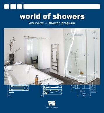 world of showers 2013 (PDF 45.7 MB) - Pauli