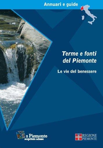 Terme e fonti del Piemonte - Agriturismo e bed and breakfast in Italia