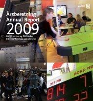 Årsberetning - Annual Report 2009 - Århus Kommunes Biblioteker