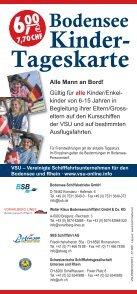 6, 00 - Vereinigte Schifffahrtsunternehmen für den Bodensee und ... - Seite 2