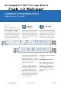 Integration ganz einfach Flach mit Mehrwert Garantie ohne .;wenn ... - Seite 4