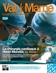 ValdeMarne n°278 / Avril 2011 - Conseil général du Val-de-Marne