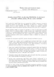 Ě) Štátny ústav pre kontrolu liečiv