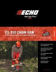 CS-310 CHAIN SAW
