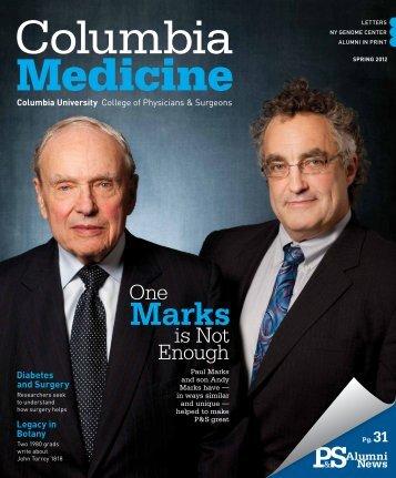 news PS - Columbia University Medical Center