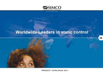 Worldwide Leaders in static control