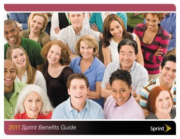 2011 Sprint Benefits Guide
