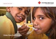 Annual report - Australian Red Cross
