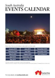 south-australian-event-calendar-2014