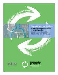 Guide des élections - Conseil scolaire public du Nord Est de l'Ontario