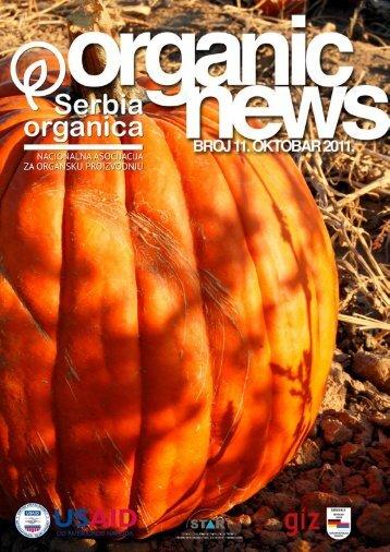 1 Organic News - savetodavstvo