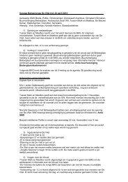 Verslag Beheergroep De Vliet d.d. 23 april 2013 ... - Gemeente Breda