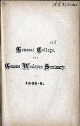 Page 1 Page 2 1863—1869. LIMA, N. Y. MDFP'CTX HI I I ...