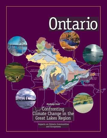 Impacts on Ontario Communities and Ecosystems - Union of ...