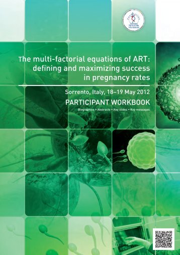 The multi-factorial equations of ART - Reproductive Medicine ...