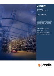 Cold Stores - Pertronic Industries