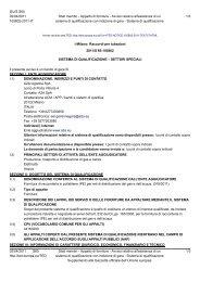 Fornitura di raccorderia in polietilene (PE) - A2A