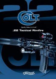 .22 Tactical Rimfire - Umarex