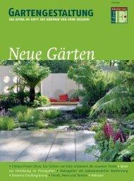 Neue Gärten Gartengestaltung Das Extra Im Heft - Grütters GmbH