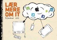 Lær mere om IT - efterår 2013 - Aarhus Kommunes Biblioteker