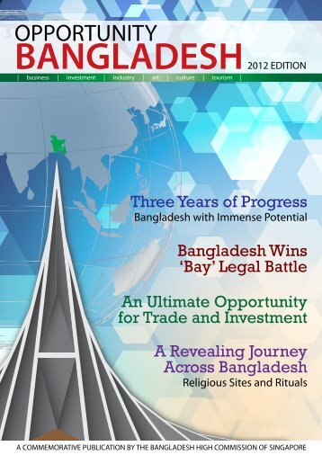 OPPORTUNITY - Bangladesh