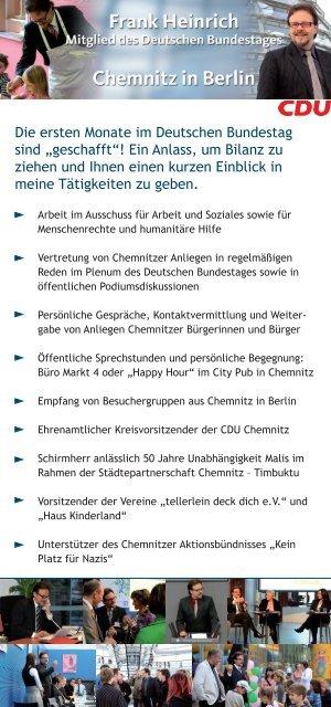 Flyer zum Download - Frank Heinrich