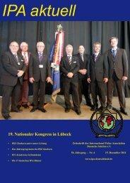 IPA aktuell - International Police Association