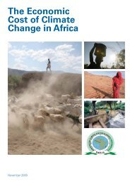 The Economic Cost of Climate Change in Africa - Christian Aid