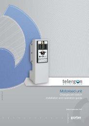 telergon manual motorización ESP.indd