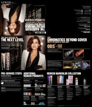 THE HAiRCoLoR - Redken Professional Site