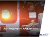 First Responders. First Revivers. - NuMask