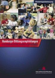 Hamburger Bildungsempfehlungen für die Bildung und ... - NUN