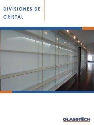 Divisiones de Cristal - Plataforma Arquitectura
