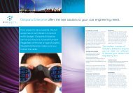 Cleopatra Enterprise offers the best solutions to ... - Cost Engineering