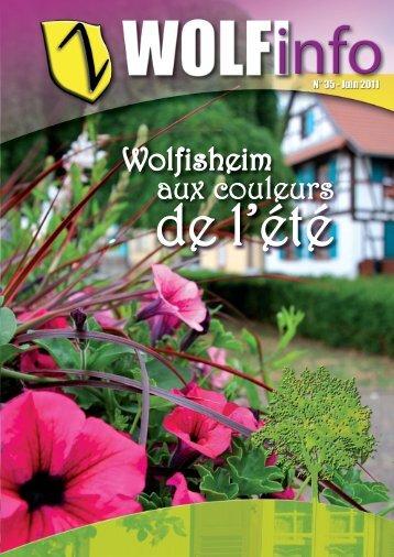 Wolfi Info n°35 - Wolfisheim