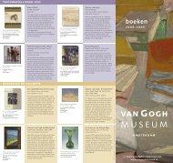 Publicatieprogramma NL DEF - Van Gogh Museum